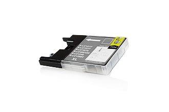 Brother LC-1280BK съвместима касета black