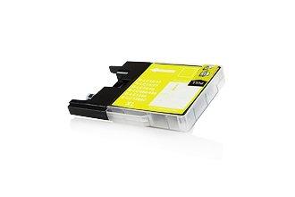 Brother LC-1280Y съвместима касета yellow