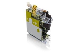 Brother LC-225Y съвместима касета yellow