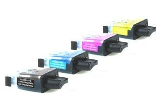 Brother LC-900 промо пакет (BK,C,M,Y) 4бр.