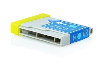 Brother LC-970C съвместима касета cyan