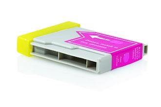 Brother LC-970M съвместима касета magenta