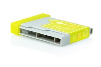 Brother LC-970Y съвместима касета yellow