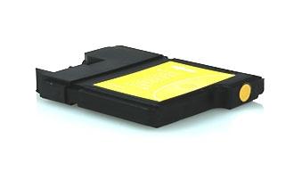 Brother LC-980Y съвместима касета yellow