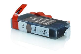 Canon CLI-521BK съвместима касета photo black