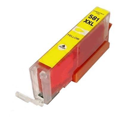 Canon CLI-581Y съвместима касета yellow