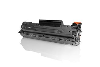 Canon CRG-712 съвместима тонер касета black