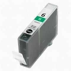 Canon BCI-6G съвместима касета green