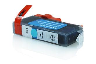 Canon CLI-521C съвместима касета cyan