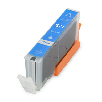 Canon CLI-571C съвместима касета cyan