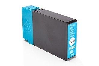 Canon PGI-1500C (9193B001) съвместима касета cyan
