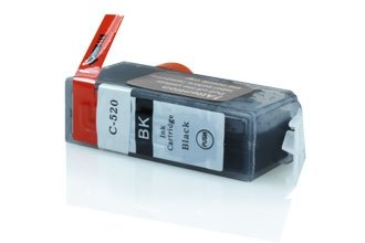 Canon PGI-520BK съвместима касета black