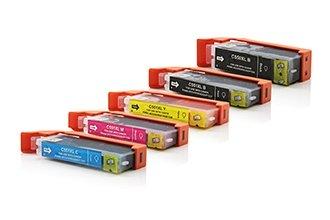 Canon PGI-550 / CLI-551 промо пакет (BK,PBK,C,M,Y) 5бр.