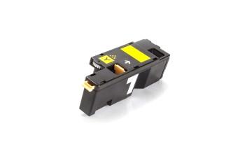 Dell 1250C / 59311019 съвместима тонер касета yellow