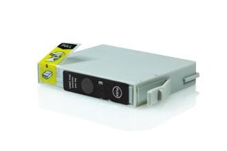 Epson T0611 съвместима касета black