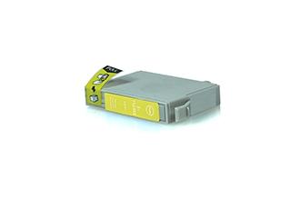 Epson T0714 съвместима касета yellow