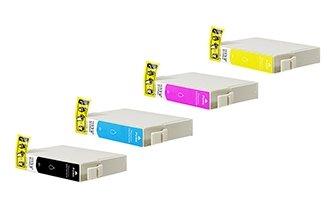 Epson T1281-T1284 промо пакет (BK,C,M,Y) 4бр.