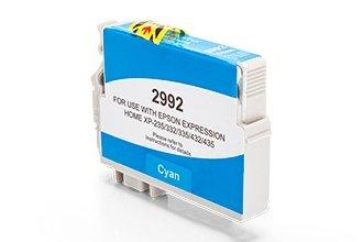 Epson 29XL (T2992) съвместима касета cyan