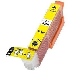 Epson 33XL (Т3364) съвместима касета yellow