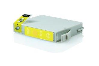 Epson T0444 съвместима касета yellow