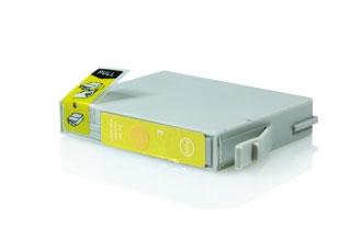Epson T0554 съвместима касета yellow