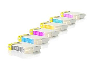 Epson T0791-T0796 промо пакет (BK,C,M,Y,PC,PM) 6бр.