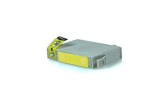 Epson T0804 съвместима касета yellow