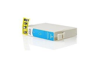 Epson T1282 съвместима касета cyan