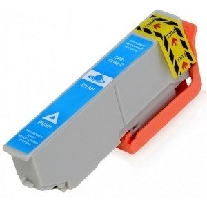 Epson 33XL (T3362) съвместима касета cyan