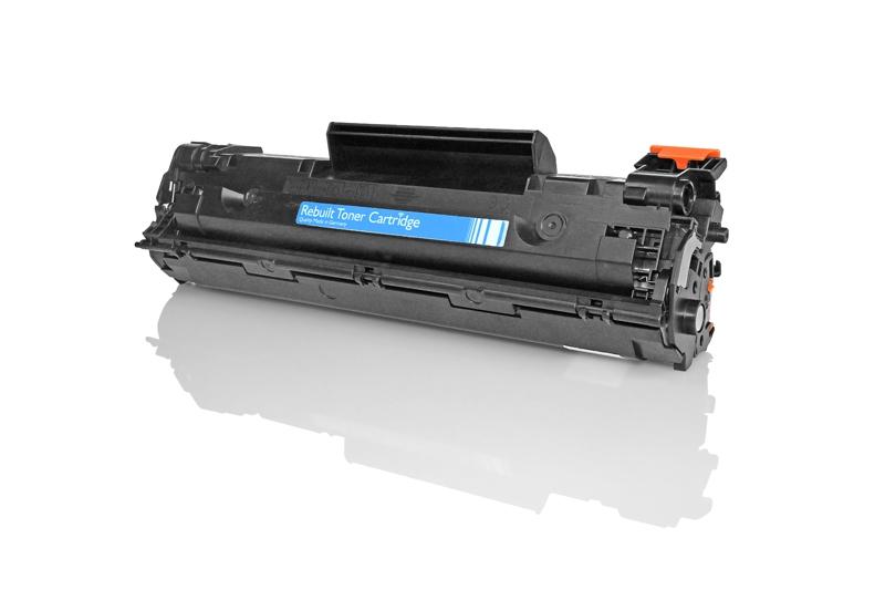 HP CE285A съвместима тонер касета black