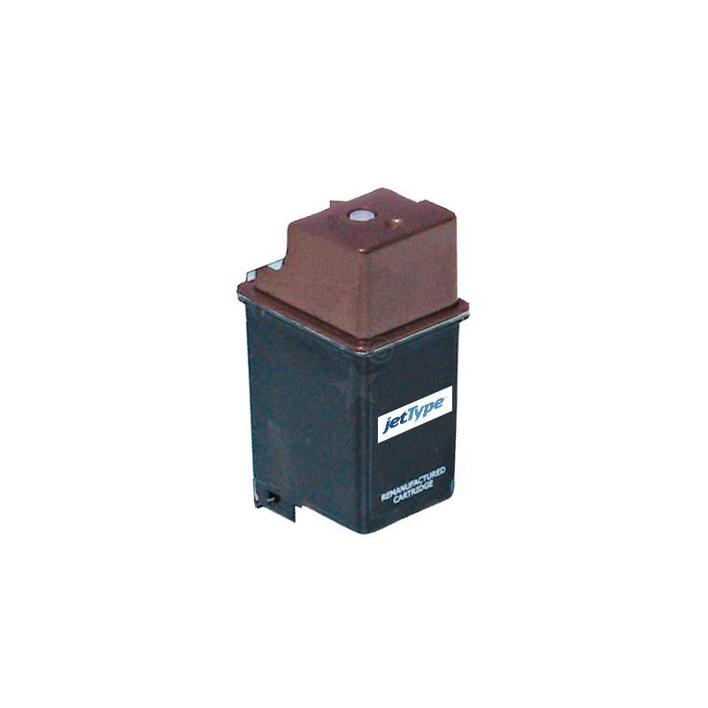HP19 XL (C6628AE) съвместима мастилница black