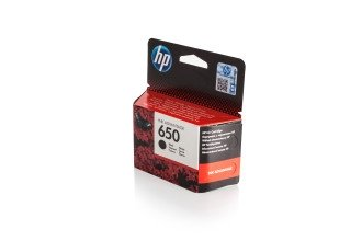 HP 650 (CZ101AE) оригинална мастилница black