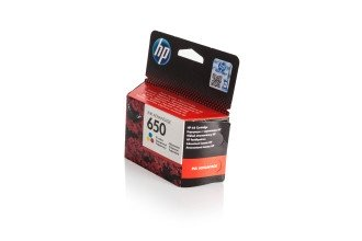 HP 650 (CZ102AE) оригинална мастилница color