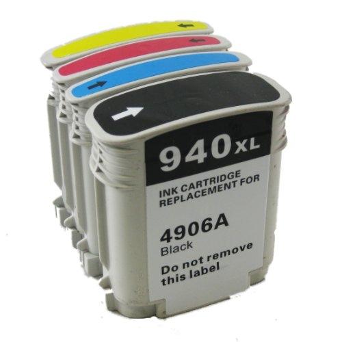 HP 940XL (C2N93AE) промо пакет (BK,C,M,Y) 4бр.