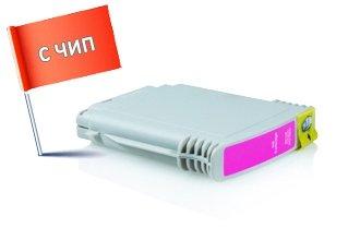 HP 940XL (C4908AE) съвместима касета magenta
