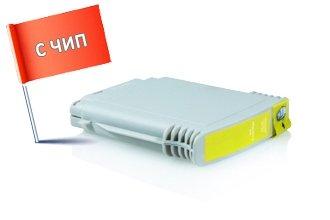 HP 940XL (C4909AE) съвместима касета yellow