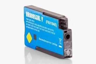 HP 953XL (F6U18AE) съвместима касета yellow