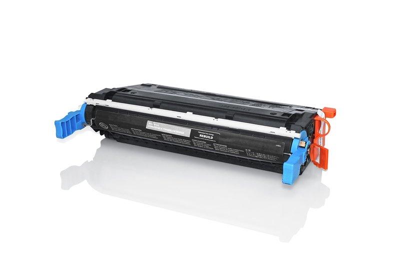 HP C9720A съвместима тонер касета black