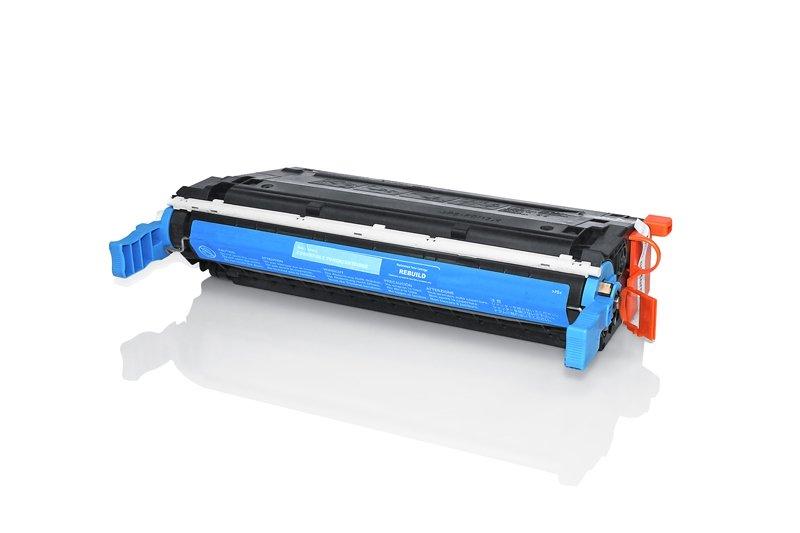 HP C9721A съвместима тонер касета cyan