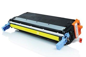 HP C9732A съвместима тонер касета yellow