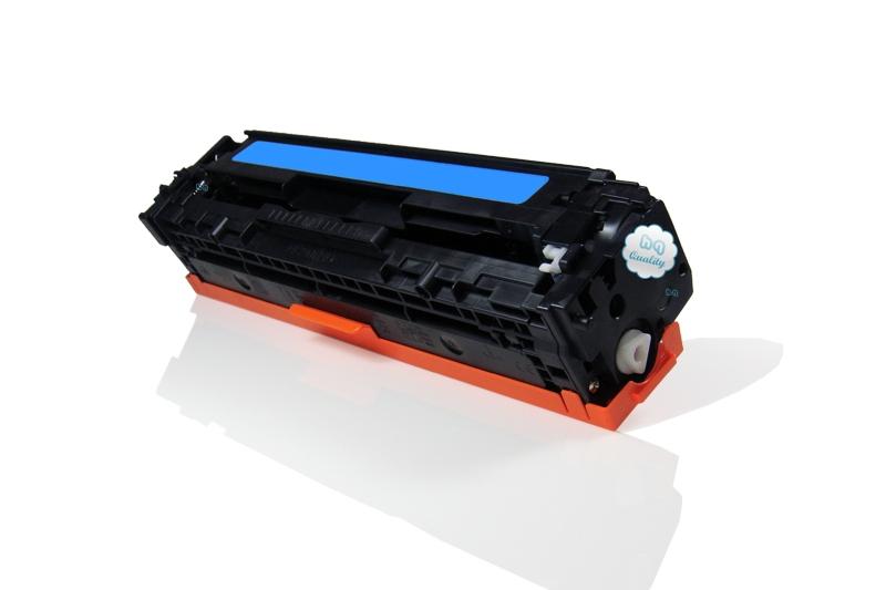 HP CB541A съвместима тонер касета cyan