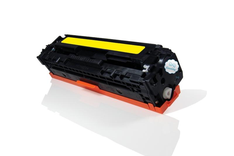 HP CB542A съвместима тонер касета yellow