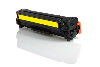 HP CC532A съвместима тонер касета yellow