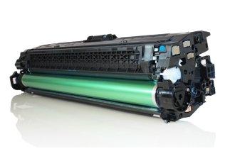 HP CE271A съвместима тонер касета cyan