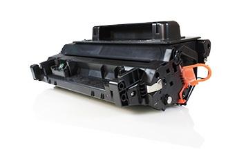 HP CE390A съвместима тонер касета black