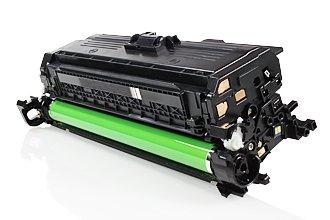 HP CE400A съвместима тонер касета black