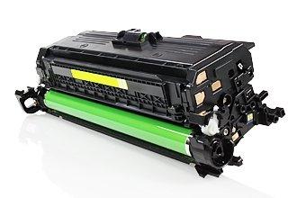 HP CE402A съвместима тонер касета yellow