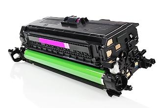 HP CE403A съвместима тонер касета magenta