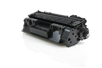HP CE505A съвместима тонер касета black