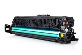 HP CF032A съвместима тонер касета yellow